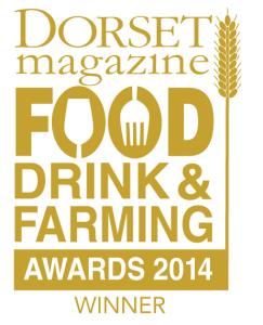 Dorset Food and Drink Awards | In The Bag PR | Winner 2014
