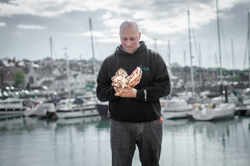 Taher Jibet, Chef and Owner of The Dining Room, Weymouth