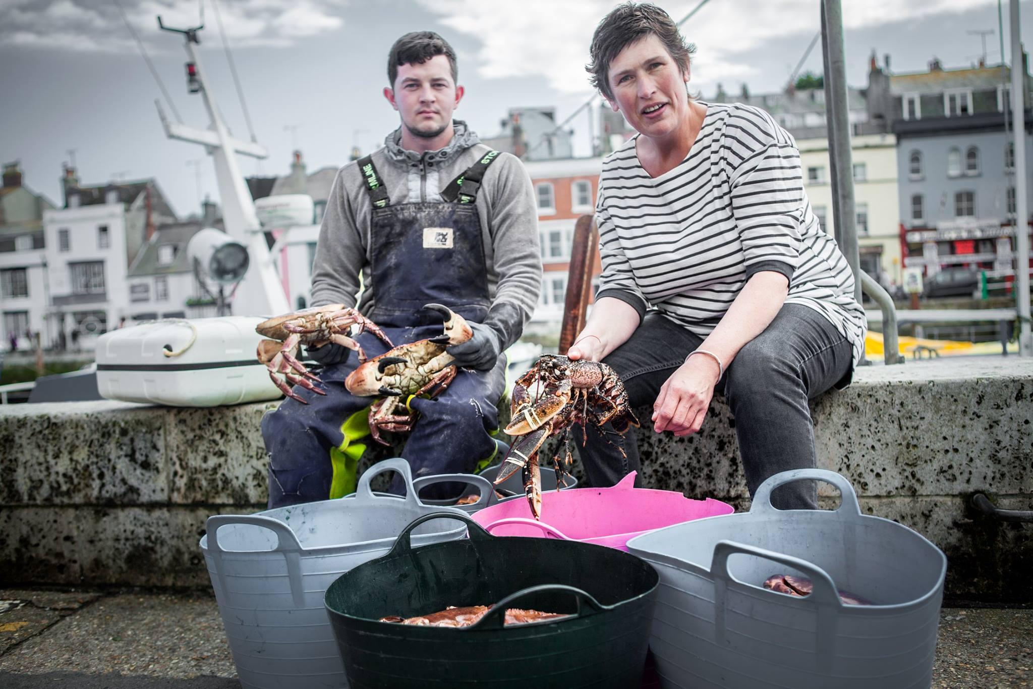 In The Bag PR Dorset Seafood Festival