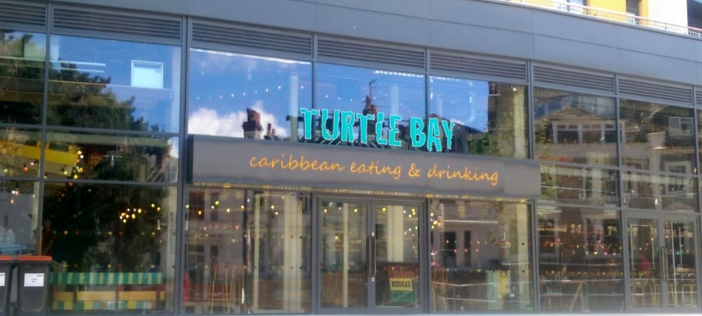 Turtle Bay  Caribbean Eating & Drinking