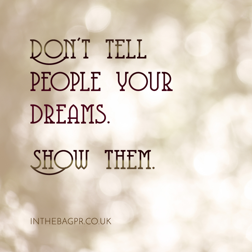 Quote-dont-tell-dreams